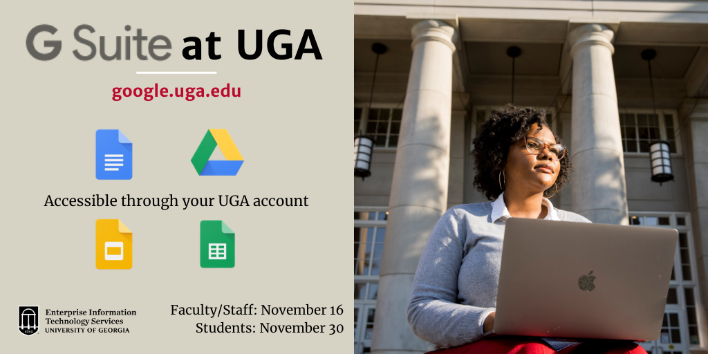 gsuite at uga
